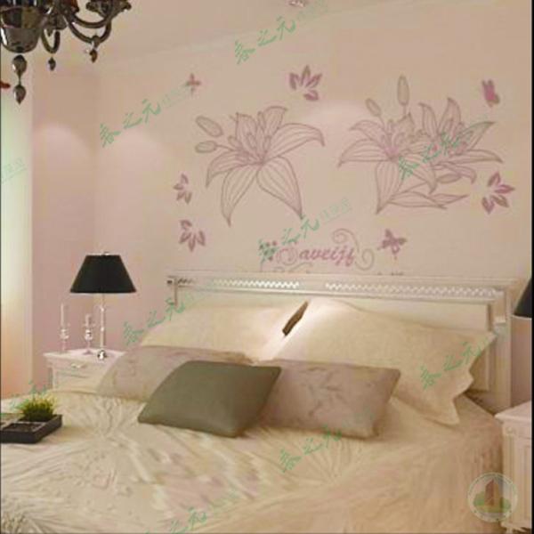 春之元硅藻泥欧式背景墙图片