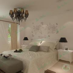 现代卧室ws-7