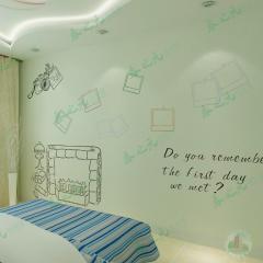 卡通卧室ws-3