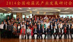 春之元硅藻泥在2014全国硅藻泥产业发展研讨会获殊荣