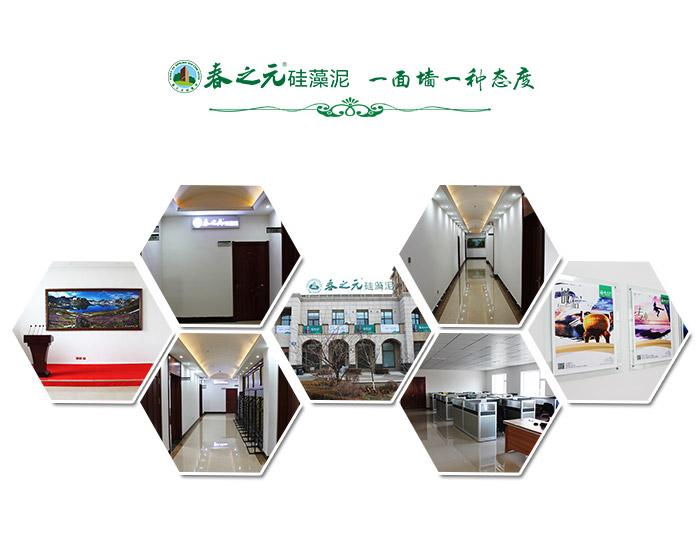 吉林省春之元硅藻泥有限公司