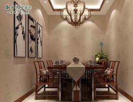 中式餐厅-ZGF045