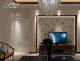 中式客厅 BZ0101