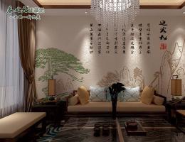 中式客厅-CZ-141008