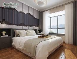 中式卧室-YXH046