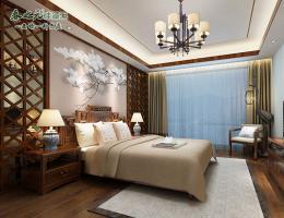 中式卧室-ZGF074