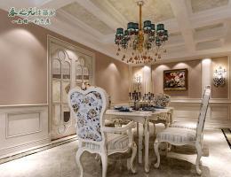 欧式餐厅-喷涂-珠光幻彩