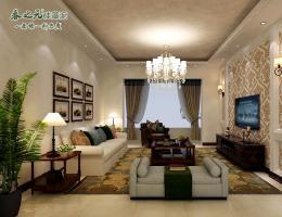 欧式客厅-OS052