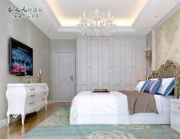 欧式卧室-OS064