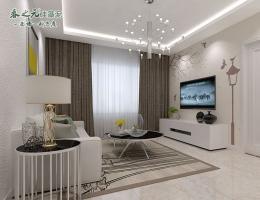 现代客厅-CX-142317