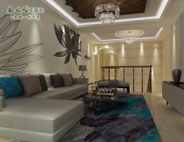 现代客厅-ZW056