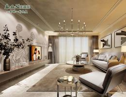 现代客厅-ZW057