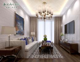 现代客厅-如松