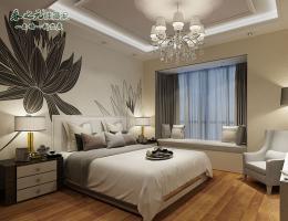 现代卧室-ZW056