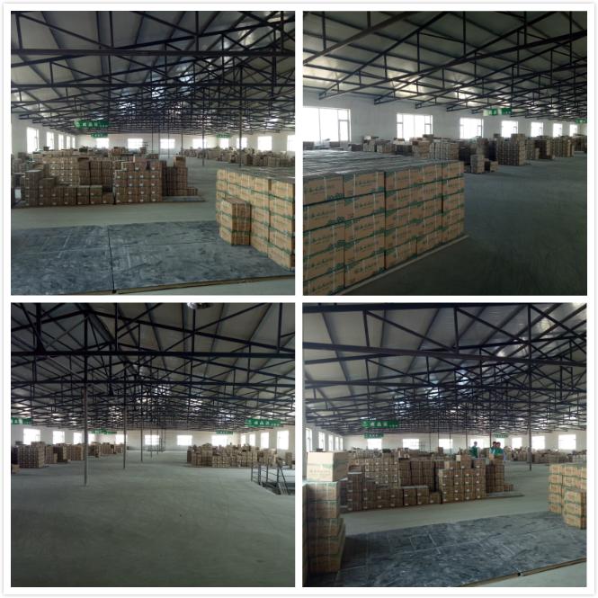 吉林省春之元硅藻泥有限公司生产车间成品库