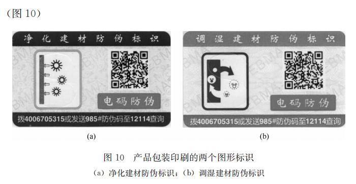 有的产品包装上印有或粘贴有两个标识,哪个机构监管的?